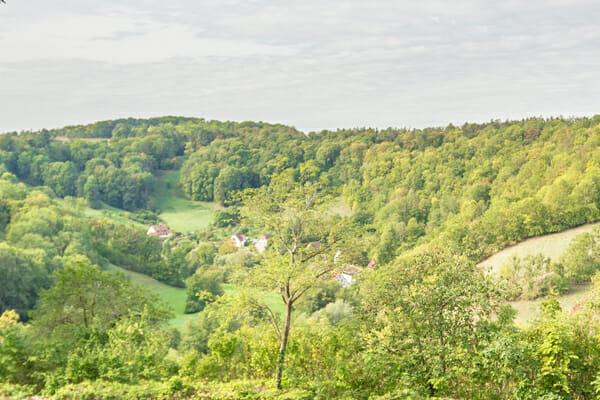 Franken Landschaft