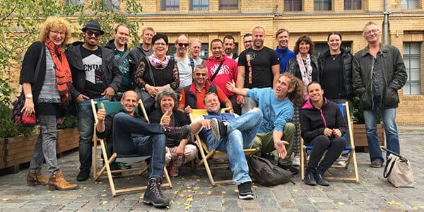 Team von Geiger's