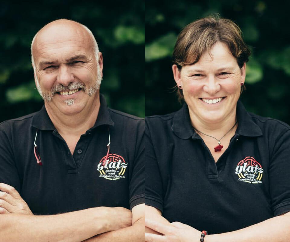 Markus und Klara Glatz