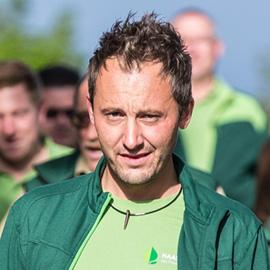 Tim Becker Vorarbeiter