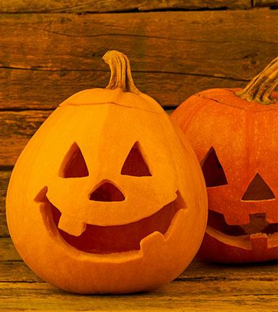 Der Spaten des Augenblicks im Oktober