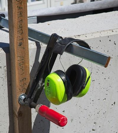 Sicherheit auf der Baustelle: So geht's!